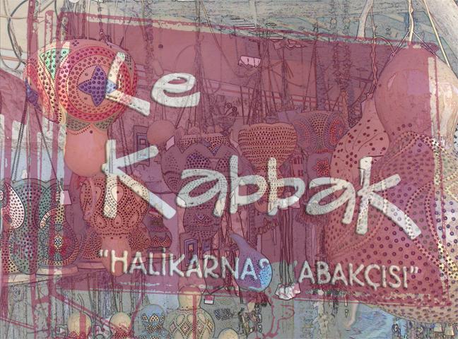 Le Kabbak, Dereköy: Gourds for sale