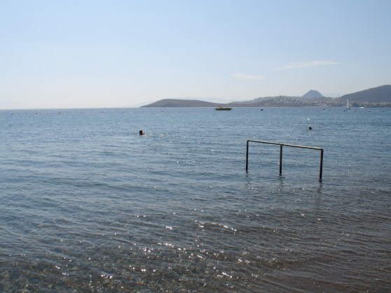 Yashi Beach Bodrum Peninsula Turkey