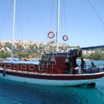 Destiny Boat in Turgutreis