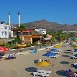 Günbatımı Beach Turgutreis, Turkey