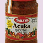 Jar of Acuka - Red Pepper Paste
