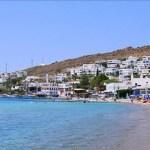 Akyarlar Beach Turgutreis Bodrum Peninsula Turkey