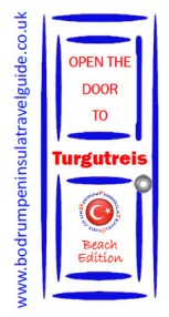 Quick Reference Travel Guide for Turgutreis Beaches Turkey Bodrum Peninsula