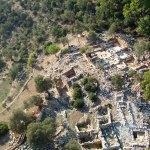 PEDASA ruins Bodrum Turkey