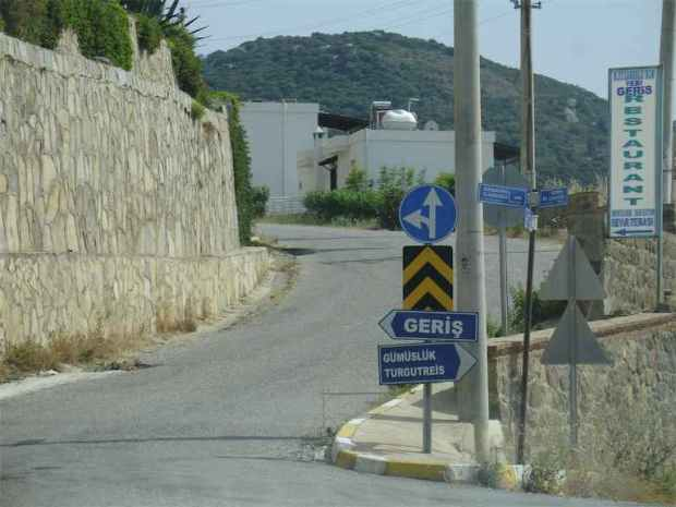 Geris Village Yalikavak Bodrum Peninsula Turkey