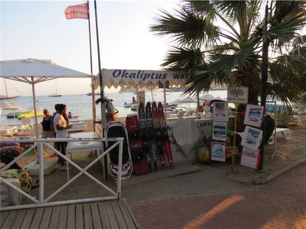 Bitez Water Sports Bodrum Peninsula Turkey