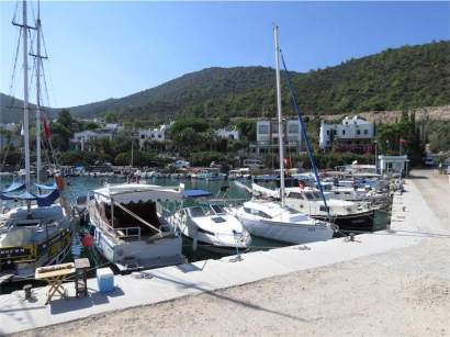 Torba Boat Harbour Bodrum Peninsula Turkey