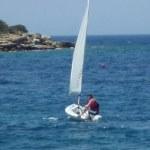 Sailing in Bodrum Turkey