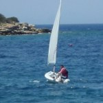 Sailing in Bodrum Turkey