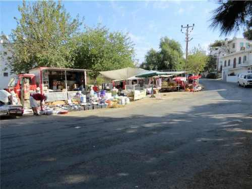 Derekoy Village Bodrum Market Index Page Bodrum Peninsula Shopping Turkey