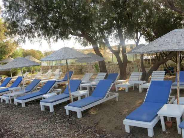 Club Hotel Zemda Gümüşlük Beach, Bodrum Turkey