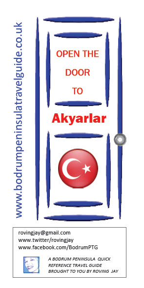 Akyarlar Quick Reference Travel Guide