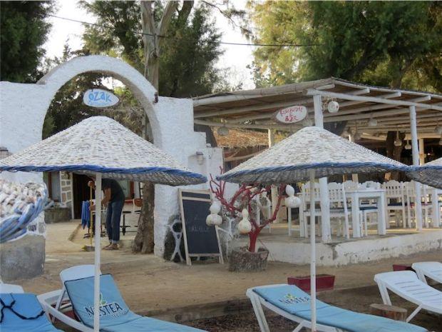 Ozak Accommodation & Restaurant Bodrum Turkey