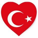 Heart Turkey