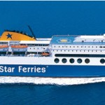 Blue Star Greek Island Ferry servicing Kos and Rhodes