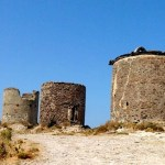 Manara Windmill Karabag Turgutreis Bodrum Turkey