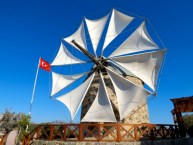 Yalikavak Windmills Bodrum Turkey