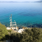 Torba Coastline Walk Hike Bodrum Turkey