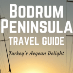 Bodrum Peninsula Travel Guide Turkey's Aegean Delight 2016