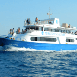 Turkish Sealines Bodrum to Kos Ferry