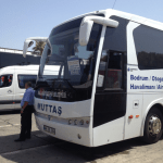 Bodrum Airport Bus Turkey