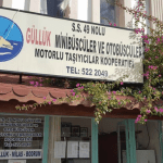 Gulluk Dolmus bus station office