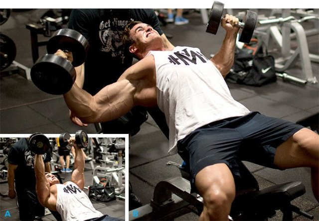 Chest Training Tips