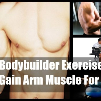 Exercises To Gain Arm Muscle For Men