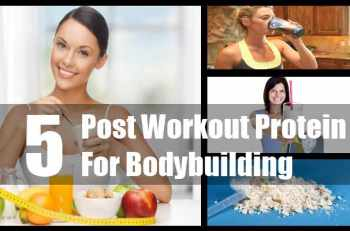 Post Workout Protein Requirements For Bodybuilding