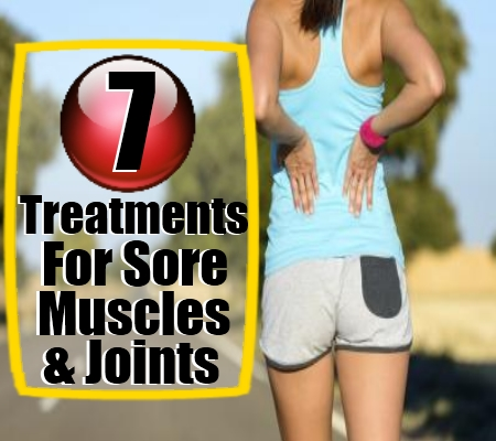 Sore Muscles & Joints