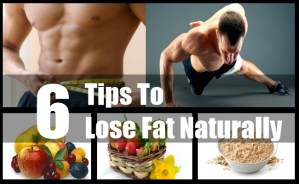 Lose Fat Naturally