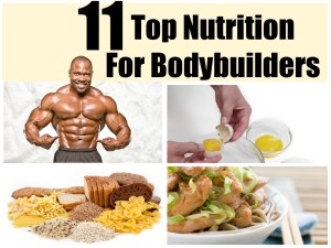 Nutrition For Bodybuilders