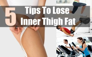 5 Tips To Lose Inner Thigh Fat