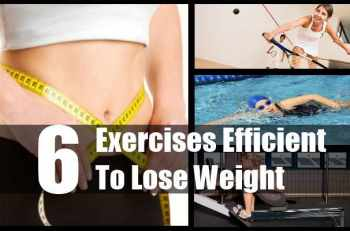 Exercises Efficient To Lose Weight