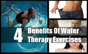 Water Therapy Exercises