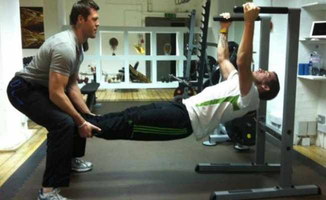 Interval Training With A High Intensity
