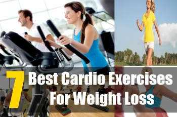 7 Best Cardio Exercises For Weight Loss