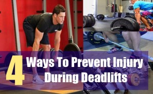 4 Ways To Prevent Injury During Deadlifts