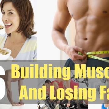 6 Building Muscle And Losing Fat