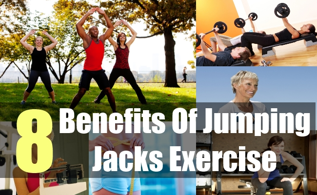 8 Benefits Of Jumping Jacks Exercise