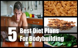 Diet Plans For Bodybuilding