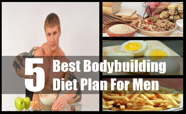 Bodybuilding Diet Plan For Men