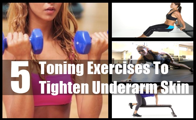 5 Toning Exercises To Tighten Underarm Skin