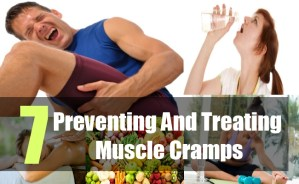 7 Preventing And Treating Muscle Cramps