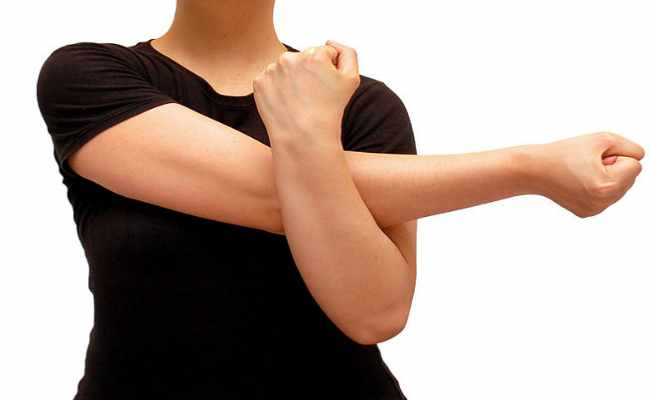 How To Improve Shoulder Stretch With Exercises - Different