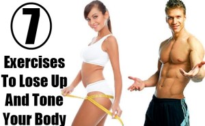 Exercises To Lose Up