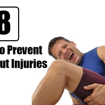 8 Do's to Prevent Workout Injuries