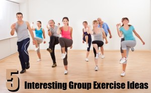 Fun And Interesting Group Exercise Ideas