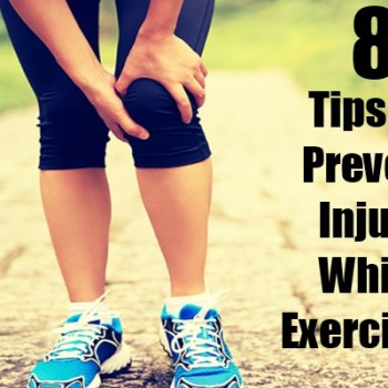 Tips To Prevent Injury While Exercising
