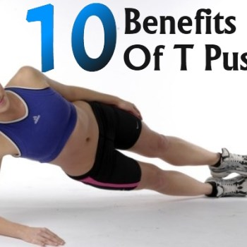 Benefits Of T Pushups
